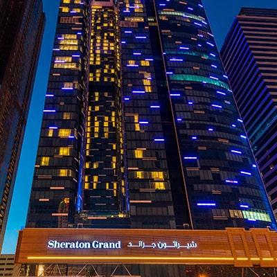 هتل Sheraton Grand Dubai