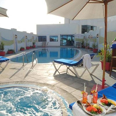 هتل Al Jawhara Garden Dubai