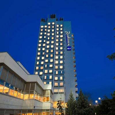 هتل Radisson Blu Ankara