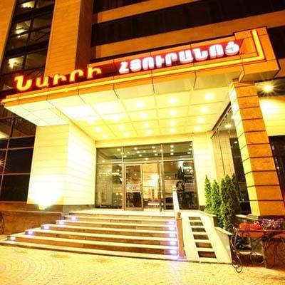 هتل Nairi Yerevan