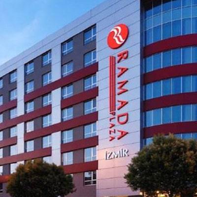 هتل ramada plaza izmir
