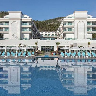 هتل dosinia luxury antalya