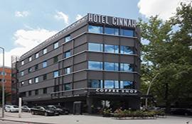 هتل Cinnah Ankara