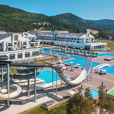 هتل korumar ephesus beach & spa resort kusadasi