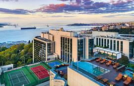هتل Swissotel Bosphorus Istanbul