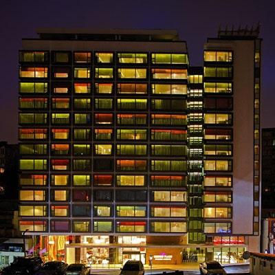 هتل Crowne Plaza Harbiye Istanbul
