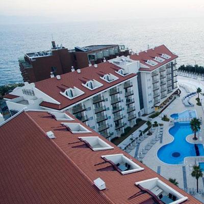 هتل ramada suites kusadasi