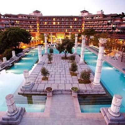 هتل Xanadu Antalya