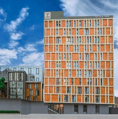 هتل iveria Inn Tbilisi