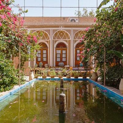 هتل کهن کاشانه یزد