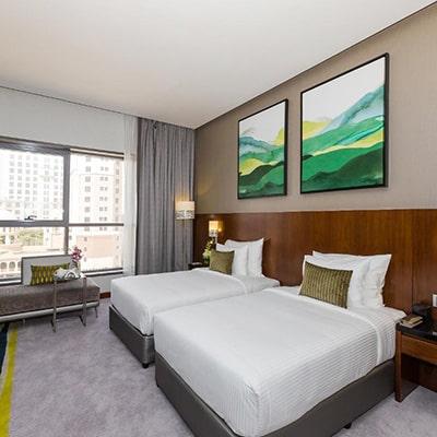 هتل flora al barasha dubai