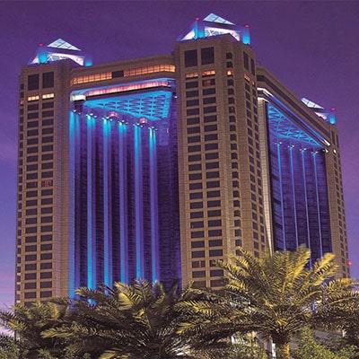 هتل Fairmont Dubai