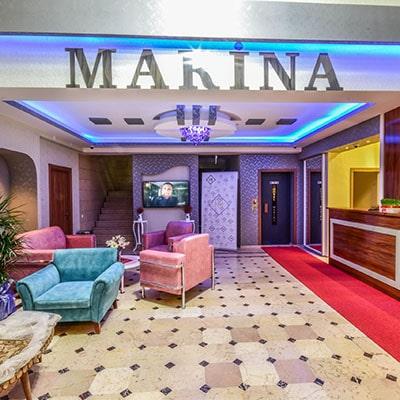 هتل marina izmir