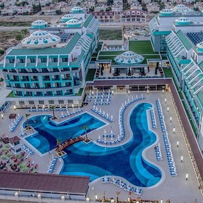 هتل Sensitive Premium Resort and Spa Antalya