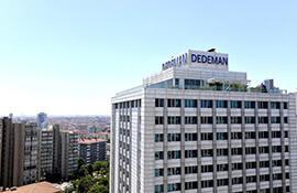 هتل Dedeman Istanbul