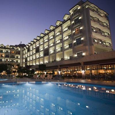 هتل palmet beach resort kemer antalya