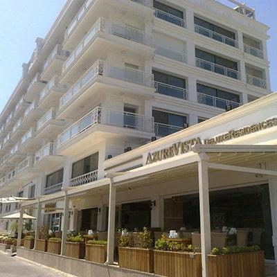 هتل vista azure kusadasi