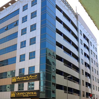 هتل grand Central Dubai