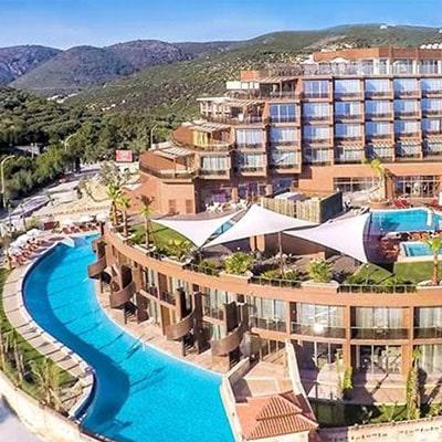 هتل suhan 360 kusadasi