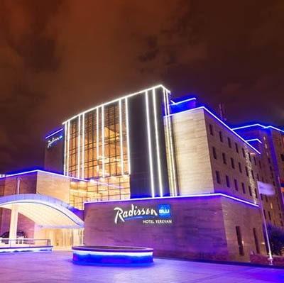 هتل Ararat Yerevan