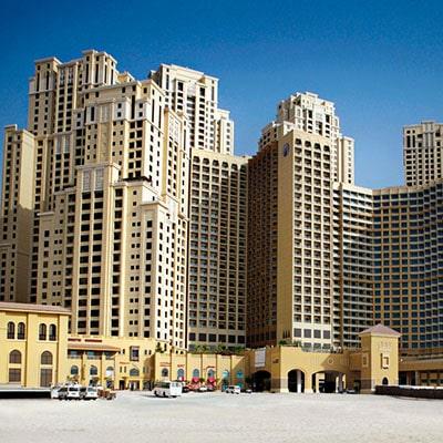 هتل Amwaj Rotana Jumeirah Beach Dubai