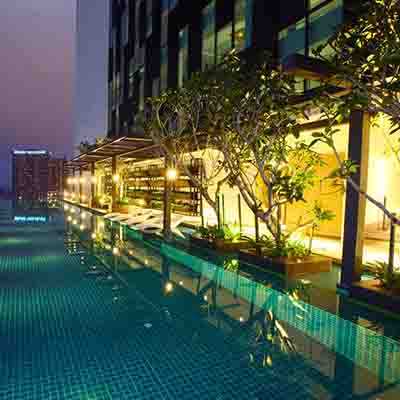 هتل tribeca Serviced Suites Kuala Lumpur