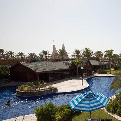 هتل Marine Beach Resort