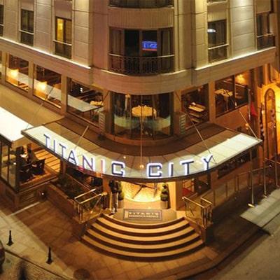 هتل Taitanic City Istanbul