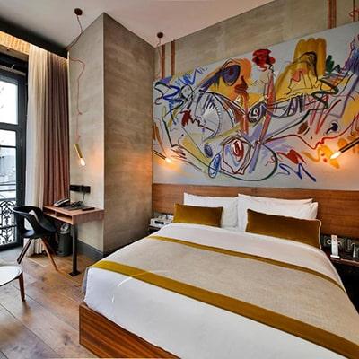 هتل the public istanbul