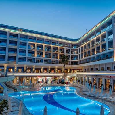 هتل golden rock marmaris