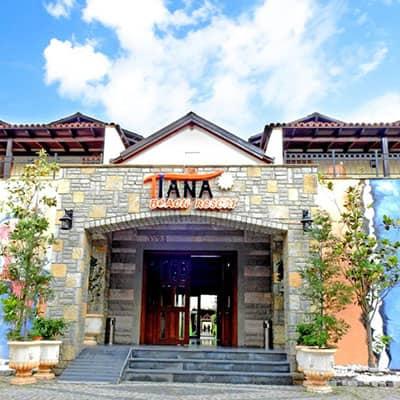 هتل tiana beach bodrum