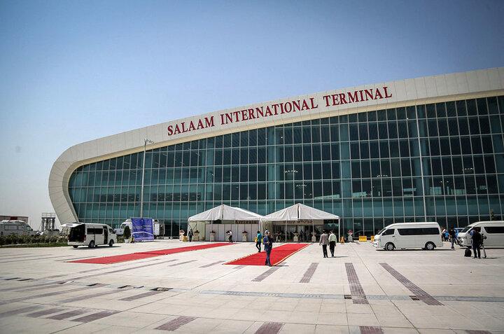 فرودگاه بین المللی امام خمینی همراه اطلاعات کامل