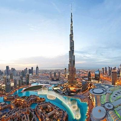 تور دبی با پرواز امارات