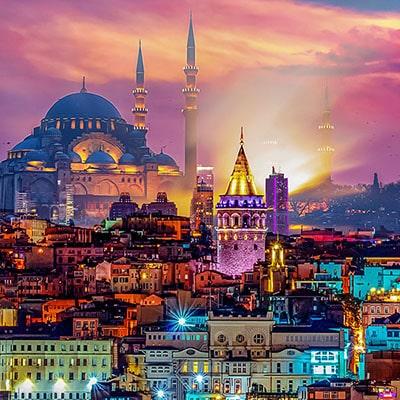 تور استانبول - 20 اسفند
