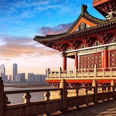 تور چین بهار 1400