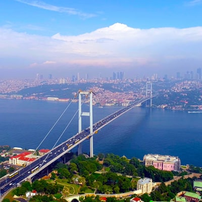 تور استانبول از کیش