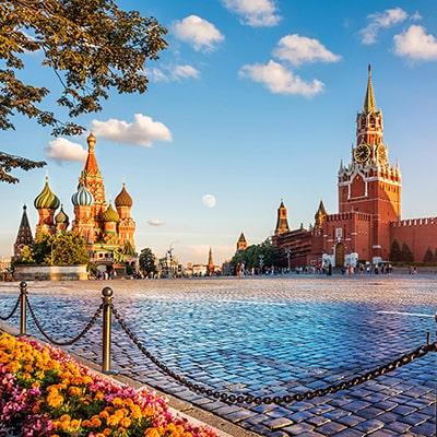 آفر تور روسیه