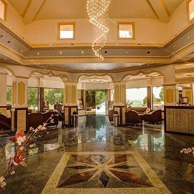 تور قشم هتل ساحل طلایی