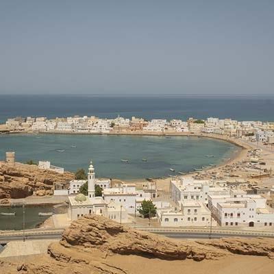 آفر تور عمان