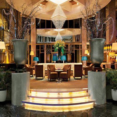 تور آنکارا هتل شرایتون - هوایی