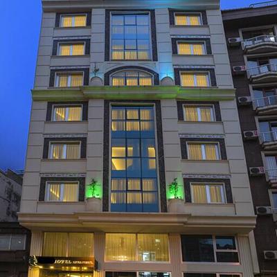 تور استانبول هتل آترو