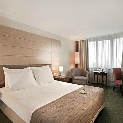 تور استانبول هتل ددمان - هوایی