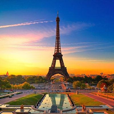 تور فرانسه و ایتالیا 8 روز