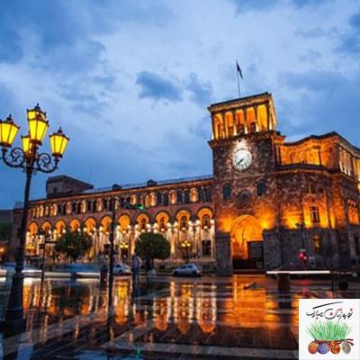 تور ارمنستان نوروز - نیمه دوم