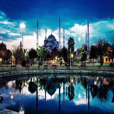 تور استانبول از اصفهان
