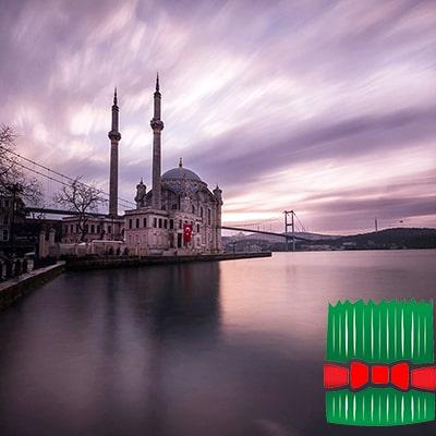 تور استانبول نوروز - 8 فروردین