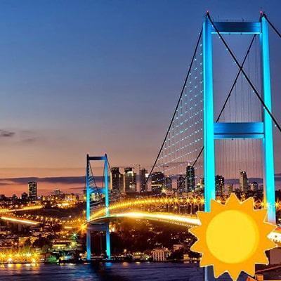 تور استانبول تیر ماه