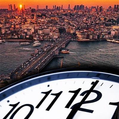 تور استانبول لحظه آخری - هوایی