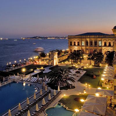 تور استانبول هتل 5 ستاره