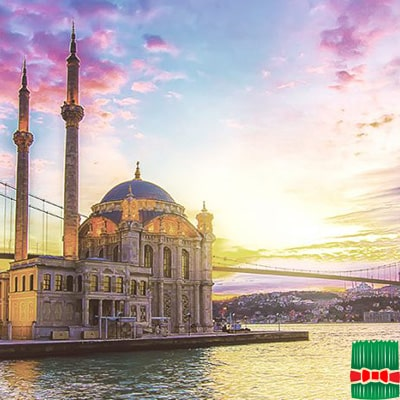 تور استانبول نوروز - نیمه اول